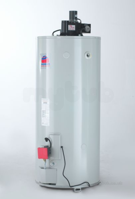 Andrews Rff190 Ff50 Ng Water Heater Exc Flue Andrews