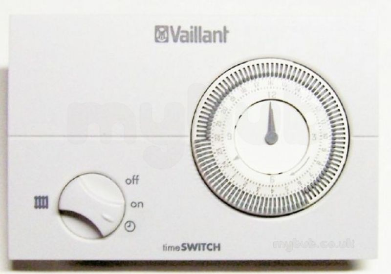 Vaillant Switch 130 Analogue Time Clock Vaillant