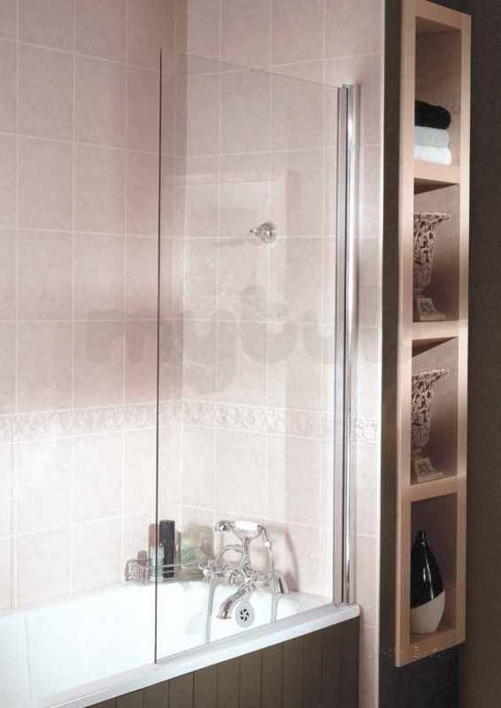 Mira Elevate 800 Square Bath Screen Mira