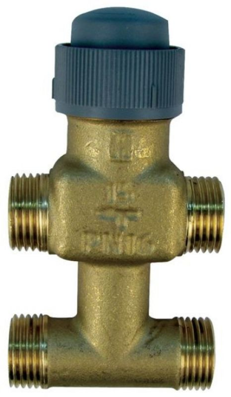 Honeywell V5833c1033 4 Port Valve Cv1 6 Dn15 Honeywell