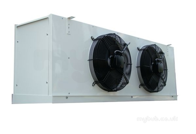 Kelvion Searle Kme140-4l 1 Phase Cooler With Electric Defrost