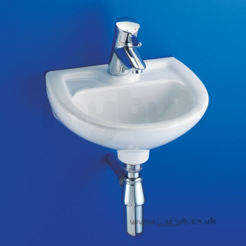 Armitage Shanks Ventura S2785 One Tap Hole Basin Wh