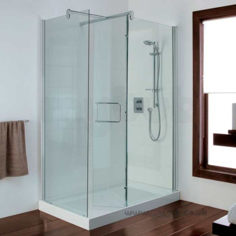 Ideal Standard Serenis 90 L5239 Left Hand 1200 X 900 Corner Shower ...
