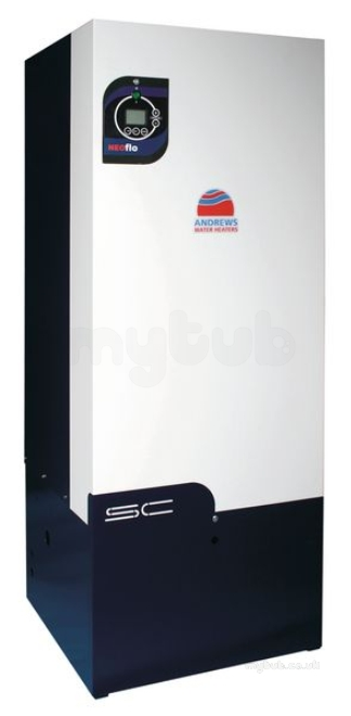 Andrews Neoflo Sc25 200 Water Heater Natural Gas Andrews