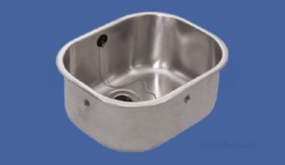 Sissons Stainless Steel Sinks : Sissons Stainless Steel Products - C20120n 380 X 300mm Rectangular ...