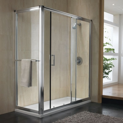 Hydr8 Sliding Door 1500mm Left Hand Or Right Hand H89501cp