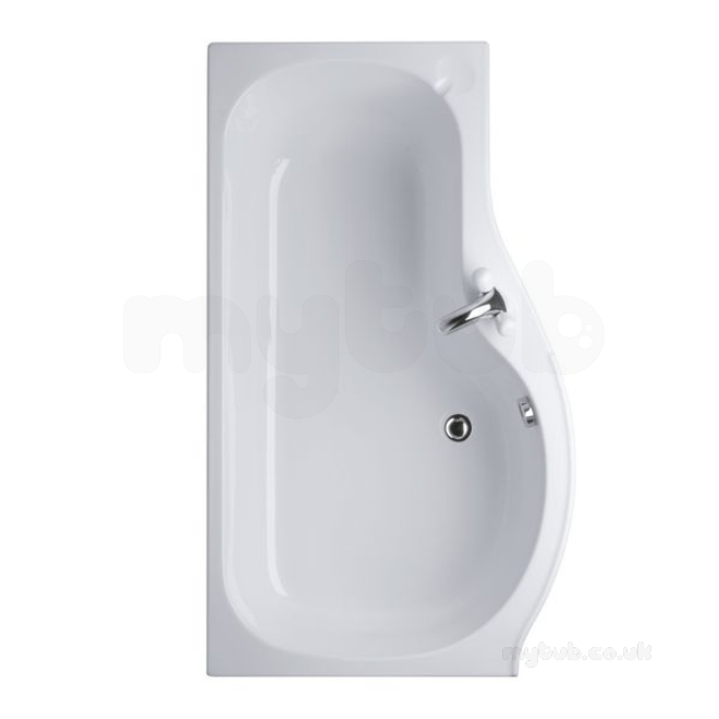Ideal Standard Space E7324 1700 X 700mm Left Hand No Tap