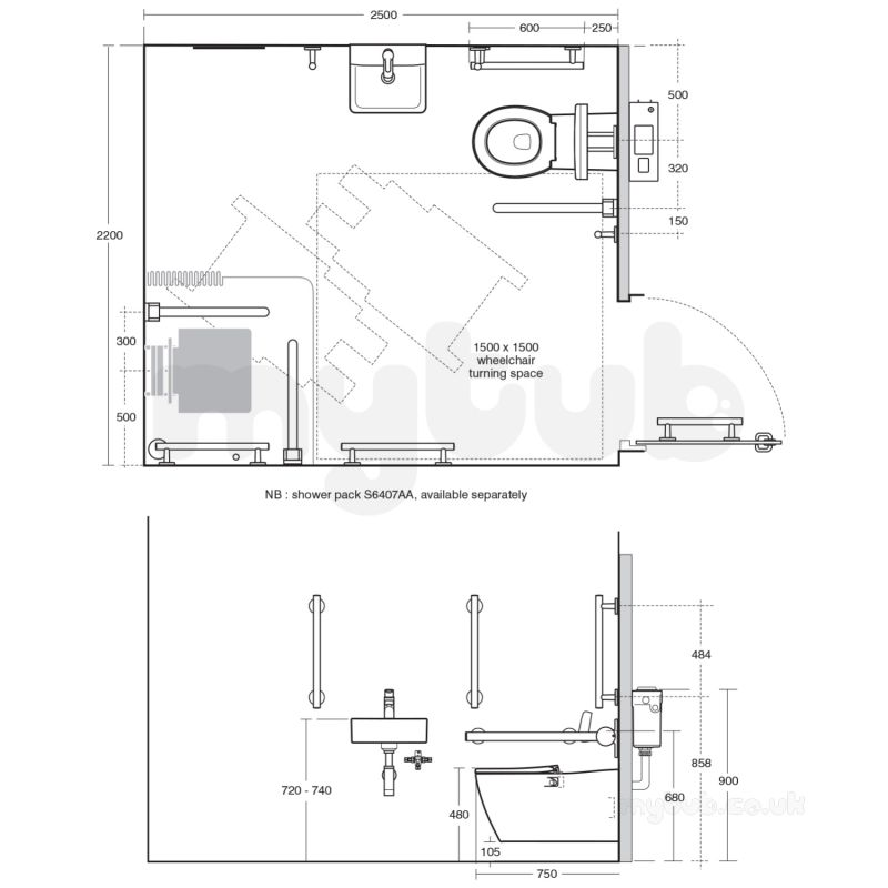 ideal standard cistern fitting instructions