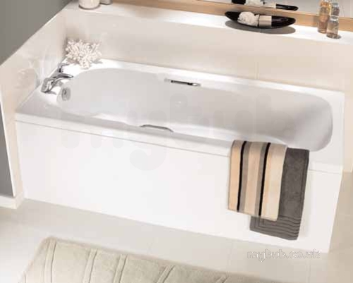 Ideal Standard Acrylic Baths   Ideal Standard Admiral E4781 1670 X 690 If  Plus Tg No