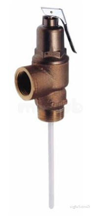 Bailey 716t Press And Temp Relief Valve 20 Safety