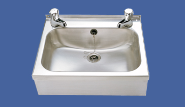 Sissons Stainless Steel Sinks : Sissons Stainless Steel Products - D20161n 305x270mm Wall Basin And ...
