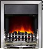 Be Modern Bm Fazer Electric Fire Chrome