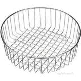 Related item Carron Phoenix 2a0224 Na Carlow Round Wire Basket Accessory Option