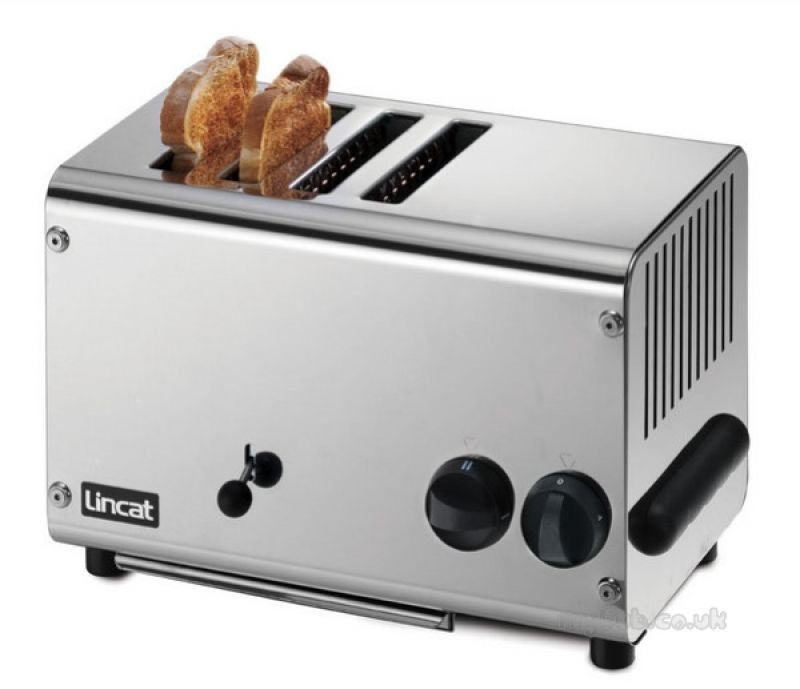 Lincat Appliances - Lincat Lt4x Toaster 4 Slice