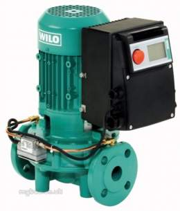Wilo Ipn dpn Glanded In Line Pumps -  Ip E80/115 2 2/2 3ph 80mm Pn16 Sing Head