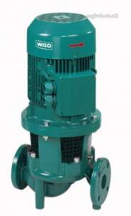 Wilo Ipn dpn Glanded In Line Pumps -  Il 40/210 1.1/4 3ph 40mm Pn16 Sing Head