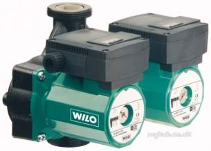 Wilo Light Commercial and Bronze Pumps -  Wilo Se 200tw Bare Pump-light Commercial