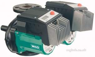 Wilo Electronically Control Commercial Pump -  Wilo Top Ed40/1-7 1ph Tw/head Bare Pump