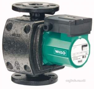 Wilo Light Commercial and Bronze Pumps -  Top S30/4 3ph Single Head Bare Pump
