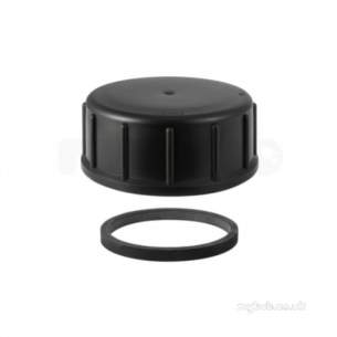 Geberit Hdpe Range 32mm To 315mm -  Hdpe 40mm Cover With Seal 360.781.16.1