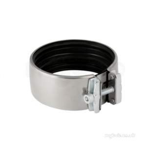 Geberit Hdpe Range 32mm To 315mm -  Silent-db20 Mechanical Coupling 56mm