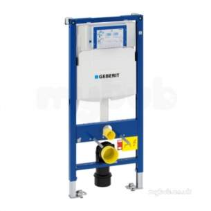 Geberit Commercial Sanitary Systems -  Geberit Duofix Wc Frame 1.12m Prewall Up319
