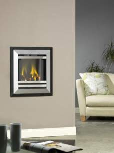 Flavel Gas Fires -  Flavel Diamond He Coal Remote 206759