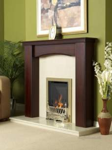 Flavel Gas Fires -  Flavel Kenilworth He Mc Silver G/fire Ng
