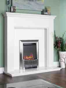 Flavel Gas Fires -  Flavel Orchestra Bf Silver/black