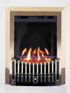 Flavel Gas Fires -  Flavel Orchestra Bf Gas Fire Black/brass