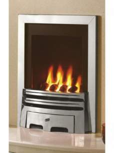 Flavel Gas Fires -  Flavel Windsor Classic Fire Ng Chrome