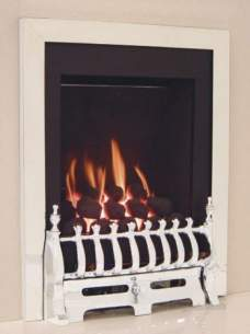 Flavel Gas Fires -  Flavel Windsor He Mc Traditional Chrome