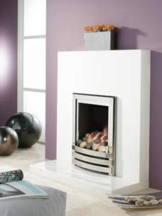 Flavel Gas Fires -  Flavel Linear Pebble Gas Fire Ng