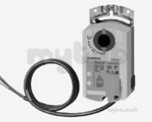 Landis and Staefa Control Systems -  Sie Gdb331.2e Actuator 230v 3point 1250n