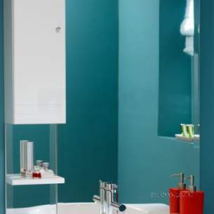 Eastbrook Accessories -  Eastbrook 1.213 Diamante 100cm Mirror