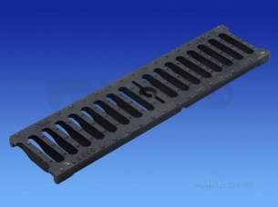 Channel Drainage -  Wavin Slotted Grating Inlaying-0.5m