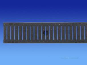 Channel Drainage -  Slotted Grate Polyheel C I-0.5m 100sk508