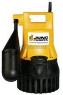 Jung Pumpen Pumps -  Pumptech U3k Sump Pump Manual 1ph