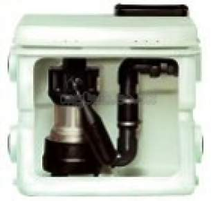 Jung Pumpen Pumps -  Wc Fix 260v Domestic Sewage Pump