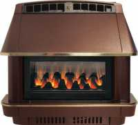 Robinson Willey Gas Fires and Wall Heaters -  Rob Willey Firecharm Rs Bronze Ng
