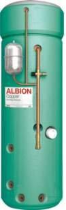 Albion Mainsflow and Mercury Cylinders -  Albion Mainsflo Mf25/140 C/p Ind Combi L