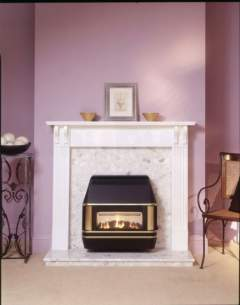 Valor Gas Fires and Wall Heaters -  Valor Heartbeat Oxysafe Ng Gas Fire