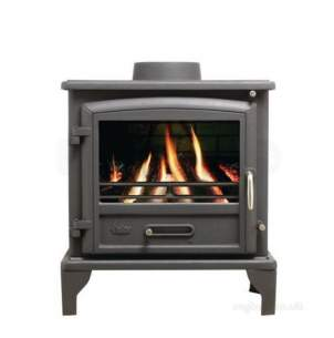 Baxi Solid Fuel Stoves -  Valor Ridlington Multifuel Stove