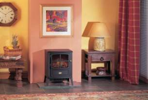 Dimplex Electric Fires -  Dimplex Brayford Stove Rc Bfd20r