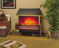 Dimplex Electric Fires -  Lymington Radiant Electric Fire 005557