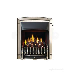 Valor Gas Fires and Wall Heaters -  Valor Dream Convector C1 Fire Gold