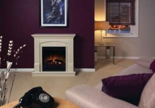 Dimplex Electric Fires -  Dimplex Chadwich Optiflame Cdw12ww