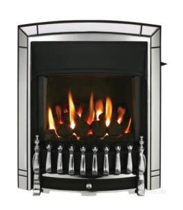 Valor Gas Fires and Wall Heaters -  Valor Homeflame Dream Ng He Fire Chrome