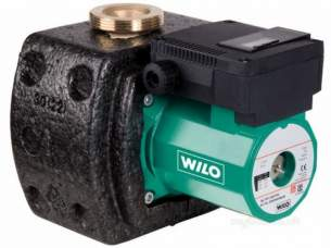 Wilo Light Commercial and Bronze Pumps -  Wilo Top Z30/7 Bronze Hw Bare Pump 1ph