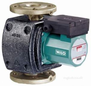 Wilo Light Commercial and Bronze Pumps -  Wilo Top Z40/7 Bronze Hw Bare Pump 3ph